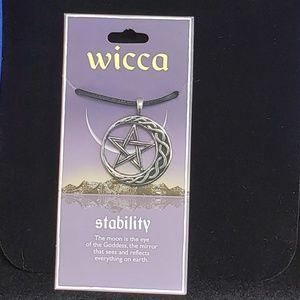 Jewelry - Wicca Stability Amulet NWT